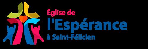 Église de l'espérance à Saint-Félicien